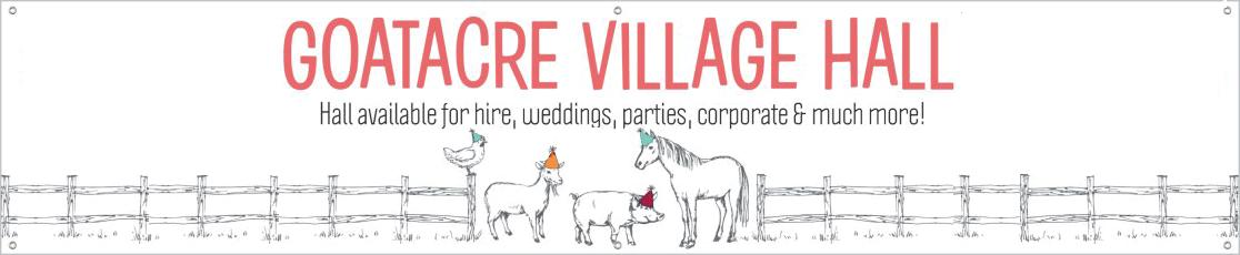 Goatacre Village Hall